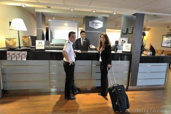Hampton Inn Monterrey-Airport - фото 13
