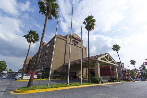 Hampton Inn Monterrey-Airport - фото 22