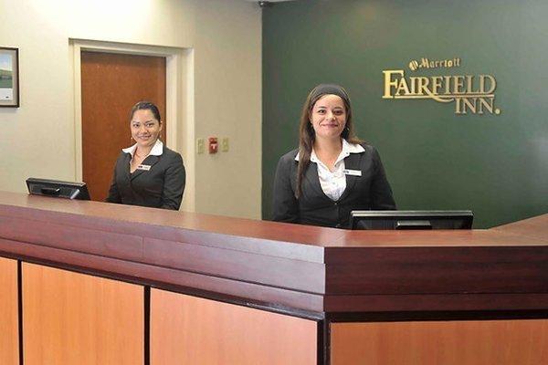 Fairfield Inn Monterrey Airport - фото 15