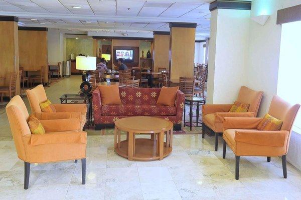 Fairfield Inn Monterrey Airport - фото 7