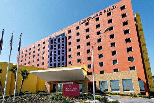 Crowne Plaza Monterrey Aeropuerto - фото 22