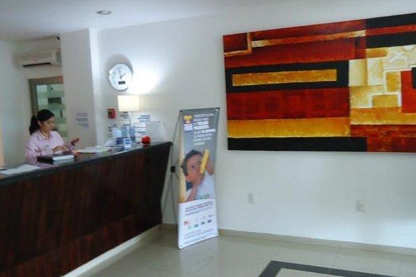 Holiday Inn Express Paraiso - Dos Bocas - фото 14