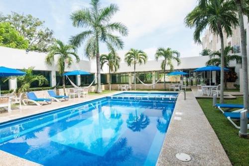 Holiday Inn Express Paraiso - Dos Bocas - фото 20