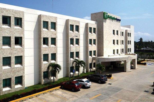 Holiday Inn Express Paraiso - Dos Bocas - фото 21