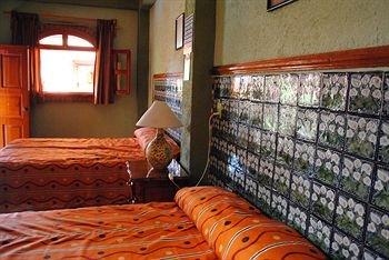 Hotel Boutique Posada la Casona de Cortes - фото 50