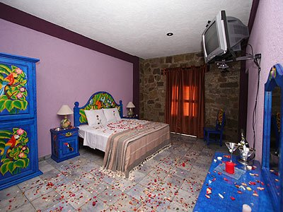 Hotel Boutique Posada la Casona de Cortes - фото 1