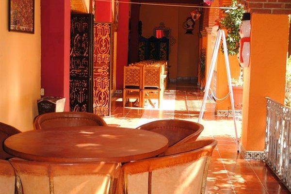 Hotel Boutique Posada la Casona de Cortes - фото 10