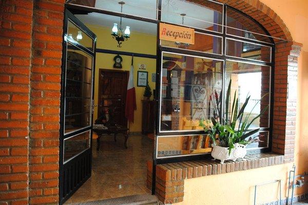 Hotel Boutique Posada la Casona de Cortes - фото 12