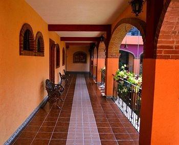 Hotel Boutique Posada la Casona de Cortes - фото 13