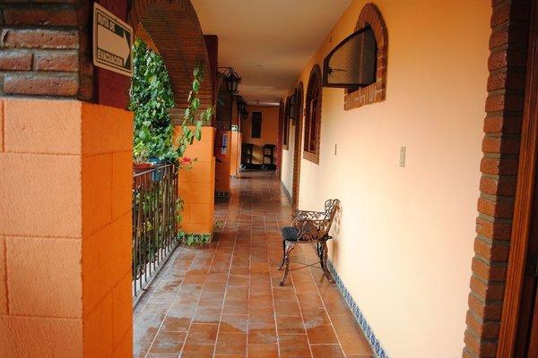 Hotel Boutique Posada la Casona de Cortes - фото 14