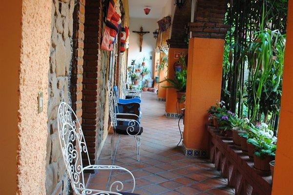 Hotel Boutique Posada la Casona de Cortes - фото 20