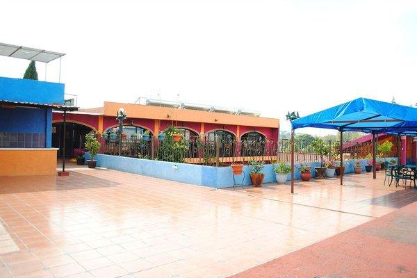Hotel Boutique Posada la Casona de Cortes - фото 21