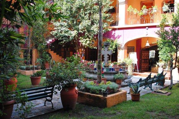 Hotel Boutique Posada la Casona de Cortes - фото 22