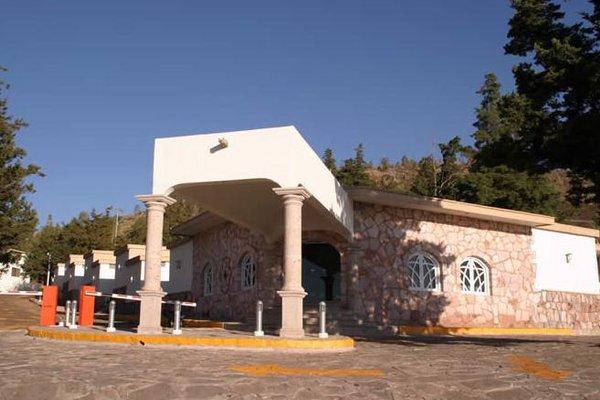 Hotel Baruk Teleferico y Mina - фото 20