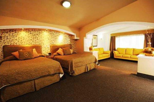 Hotel Baruk Teleferico y Mina - фото 3