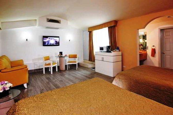 Hotel Baruk Teleferico y Mina - фото 6