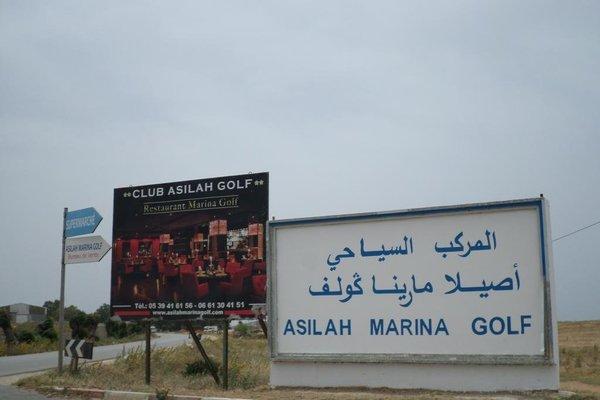 Seaview Flat Marina Golf - фото 20