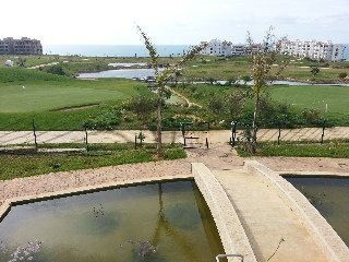 Seaview Flat Marina Golf - фото 21