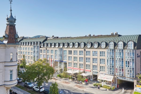 Derag Livinghotel Kaiser Franz Joseph Vienna - фото 23
