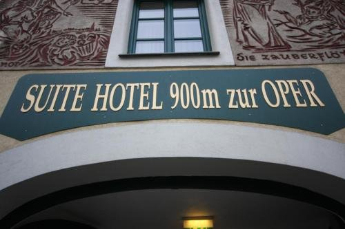Suite Hotel 900 m zur Oper - фото 40