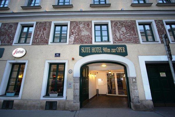 Suite Hotel 900 m zur Oper - фото 22
