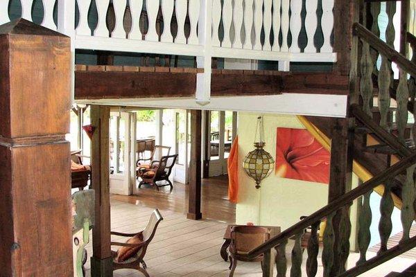 Hotel Raiatea Lodge - фото 15