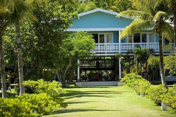 Hotel Raiatea Lodge - фото 19