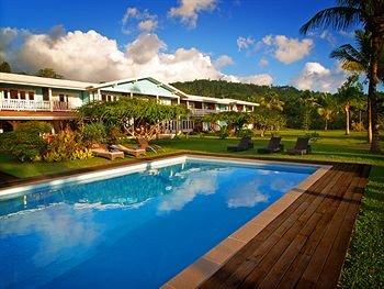 Hotel Raiatea Lodge - фото 22