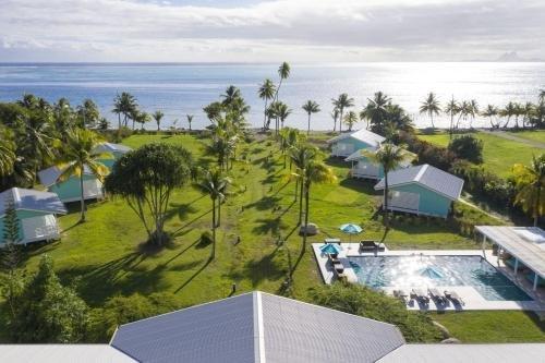 Hotel Raiatea Lodge - фото 23