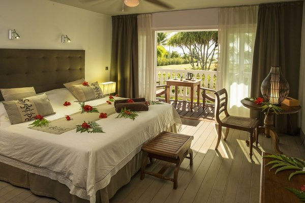 Hotel Raiatea Lodge - фото 3