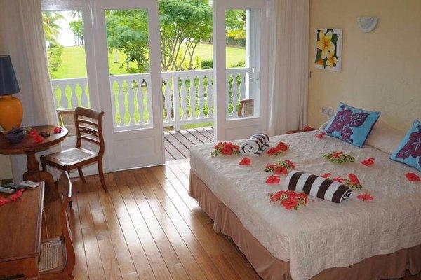 Hotel Raiatea Lodge - фото 5