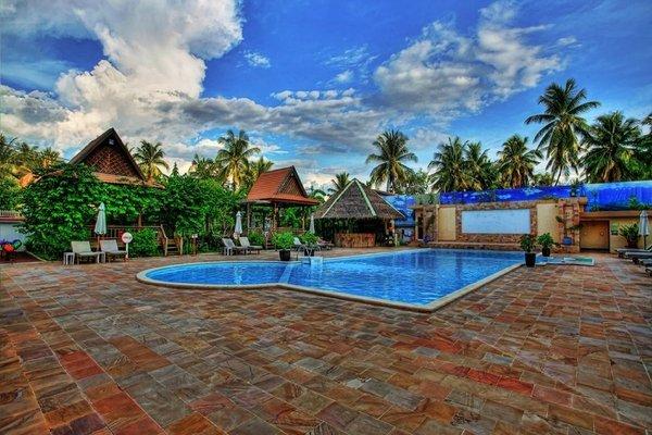 Khemara Battambang I Hotel - фото 21