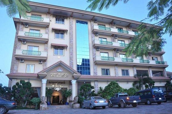 Khemara Battambang I Hotel - фото 22