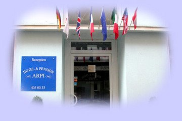 Hotel Pension ARPI - фото 21
