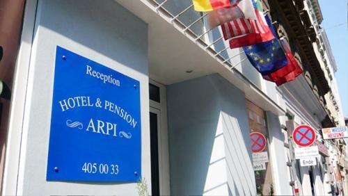 Hotel Pension ARPI - фото 22