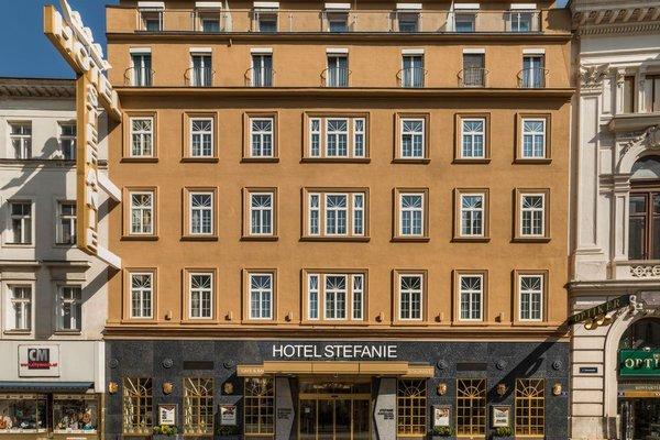 Hotel Stefanie - фото 35