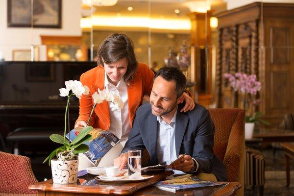 Hotel Stefanie - фото 11