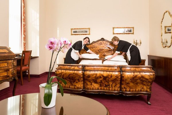 Hotel Stefanie - фото 3