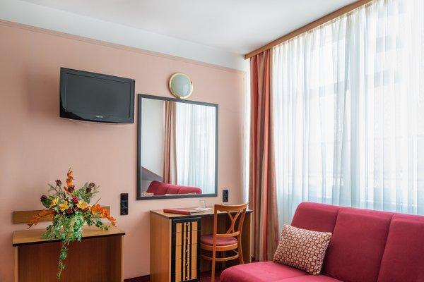 Gartenhotel Gabriel City - фото 2