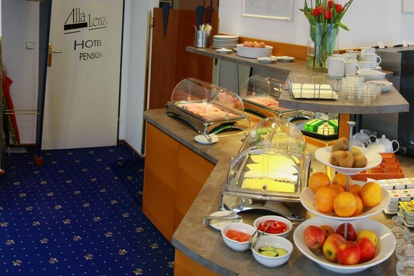 Hotel Pension Alla Lenz - фото 11
