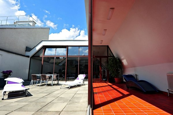 Hotel Pension Alla Lenz - фото 21