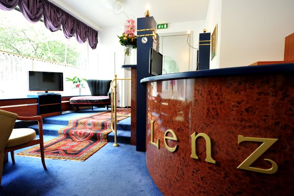 Hotel Pension Alla Lenz - фото 8