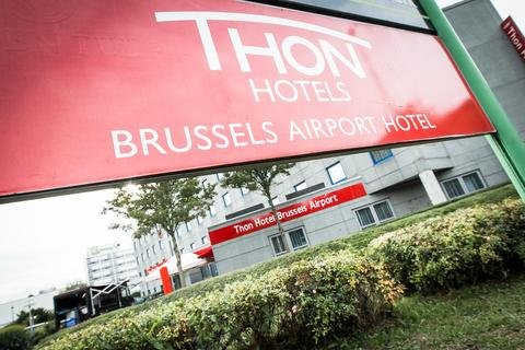 Thon Hotel Brussels Airport - фото 12