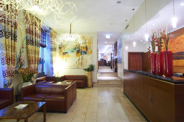 Small Luxury Hotel Das Tyrol - фото 12