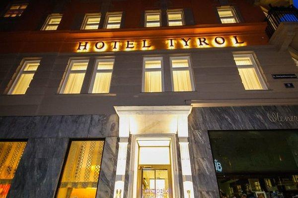Small Luxury Hotel Das Tyrol - фото 23