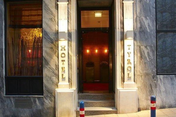 Small Luxury Hotel Das Tyrol - фото 8