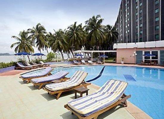 Гостиница «NOVOTEL GHI CONAKRY», Конакри