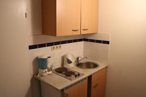 Suite Hotel 200m zum Prater - фото 17