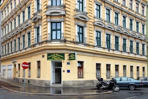 Suite Hotel 200m zum Prater - фото 22