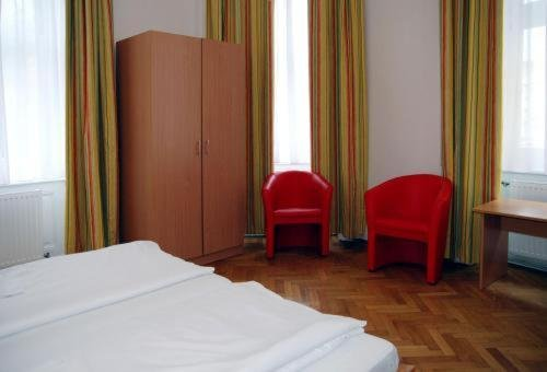 Suite Hotel 200m zum Prater - фото 3